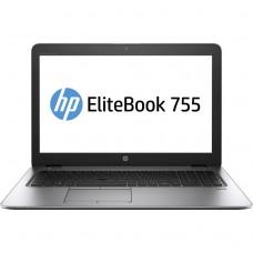 Laptop HP EliteBook 755 G3, AMD PRO A8-8600B 1.60GHz, 8GB DDR3, 120GB SSD, 15.6 Inch, Webcam, Tastatura Numerica, Grad A-