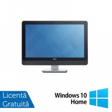 All In One DELL 9020, 23 Inch Full HD, Intel Core i5-4670S 3.10GHz, 8GB DDR3, 240GB SSD + Windows 10 Home