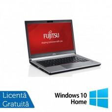 Laptop FUJITSU SIEMENS E734, Intel Core i5-4200M 2.50GHz, 8GB DDR3, 120GB SSD, 13.3 inch + Windows 10 Home