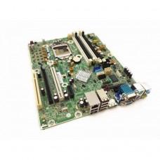 Placa de baza pentru HP 8200 SFF, Model 611834-001, Socket 1155, Fara shield