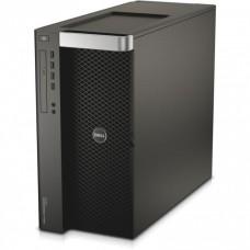 Workstation DELL Precision T7600, 2 x Intel Xeon Octa Core E5-2650 2.00GHz - 2.80GHz, 20MB Cache, 128GB DDR3 ECC, SSD 512GB + HDD 4TB SATA, RAID PERC H310, nVidia Quadro K2200 4GB