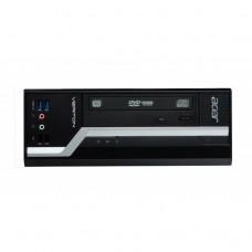 Calculator Acer Veriton X6630G SFF, Intel Celeron G1840 2.80GHz, 4GB DDR3, 500GB SATA, DVD-ROM
