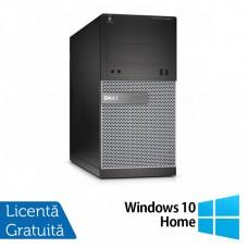 Calculator DELL Optiplex 3020 Tower, Intel Core i5-4690T 2.50GHz, 8GB DDR3, 120GB SSD, DVD-RW + Windows 10 Home