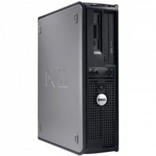 Calculator DELL GX745 Desktop, Intel Core 2 Duo E4400 2.00GHz, 2GB DDR2, 250GB SATA, DVD-ROM