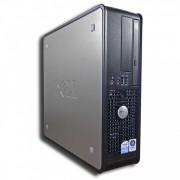 Calculator Dell Optiplex 760 SFF, Intel Core 2 Duo E7400 2.80GHz, 4GB DDR2, 80GB SATA, DVD-ROM