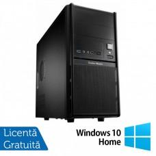 Calculator Cooler Master Tower, Intel Core i5-4460S 2.90GHz, 8GB DDR3, 120GB SATA, DVD-RW + Windows 10 Home