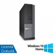 Calculator DELL Optiplex 3020 SFF, Intel Core i5-4570 3.20GHz, 8GB DDR3, 120GB SSD + Windows 10 Home