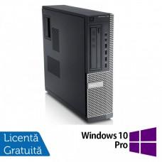 Calculator DELL 790 Desktop, Intel Core i5-2400 3.10GHz, 8GB DDR3, 120GB SSD, DVD-ROM + Windows 10 Pro