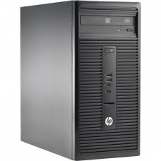 Calculator HP 280 G1 Tower, Intel Core i5-4570S 2.90GHz, 4GB DDR3, 500GB SATA, DVD-RW