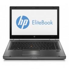 Laptop HP EliteBook 8470p, Intel Core i5-3320M 2.60GHz, 4GB DDR3, 120GB SSD, DVD-RW, 14 Inch, Webcam, Grad A-