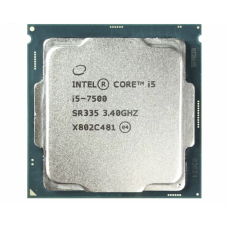 Procesor Intel Core i5-7500 3.40GHz, 6MB Cache, Socket 1151