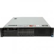 Server Dell PowerEdge R720, 2x Intel Xeon Hexa Core E5-2640 2.50GHz - 3.00GHz, 64GB DDR3 ECC, 2 x 600GB SAS/10K + 2 x 900GB HDD SAS/10K, Raid Perc H710 mini, Idrac 7, 2 surse HS