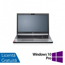 Laptop FUJITSU SIEMENS Lifebook E754, Intel Core i5-4200M 2.50GHz, 8GB DDR3, 240GB SSD, DVD-RW, 15.6 Inch + Windows 10 Pro