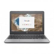 Laptop HP Chromebook 11 G5, Intel Celeron N3060 1.60GHz, 2GB DDR3, 16GB SSD, 11.6 Inch, Webcam, Chrome OS