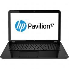 Laptop HP Pavilion 17-e073ed, AMD A8-5550M 2.10GHz, 4GB DDR3, 120GB SSD, DVD-RW, 17.3 Inch, Tastatura Numerica, Webcam, Grad A-