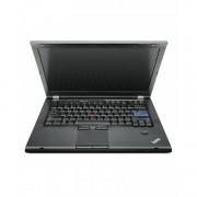Laptop Lenovo ThinkPad T420s, Intel Core i7-2620M 2.70GHz, 4GB DDR3, 120GB SSD, DVD-RW, 14 Inch, Webcam, Grad A-