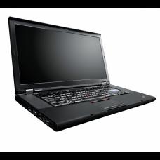 Laptop Lenovo ThinkPad W510, Intel Core i7-820QM 1.73GHz, 4GB DDR3, 320GB SATA, Fara Webcam, Placa Video Nvidia Quadro FX880M, DVD-RW, 15.6 Inch