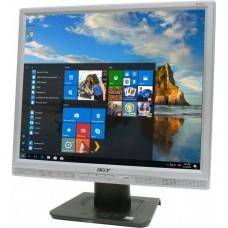 Monitor Acer AL1917, 19 Inch LCD, 1280 x 1024, VGA, Difuzoare integrate