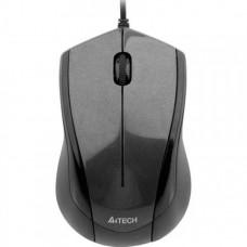 Mouse A4Tech N-400-1, V-Track Padless, USB, Gri