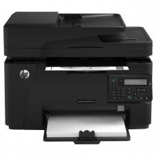 Multifunctionala Laser Monocrom HP LaserJet Pro MFP M127fw, A4, 21ppm, 600 x 600, Fax, Copiator, Scanner, Wireless, USB