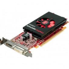 Placa video ATI FirePro V3900, 1GB 128-bit GDDR3, DVI DisplayPort, model: ATI-102-C33109, low profile, Second Hand