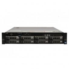 Server Dell PowerEdge R720, 2x Intel Xeon Hexa Core E5-2620 2.0GHz - 2.5GHz, 128GB DDR3 ECC, 4 x 4TB SAS, Raid Perc H710 mini, Idrac 7, 2 surse HS