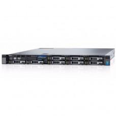 Server Dell R630, 2 x Intel Xeon Hexa Core E5-2620 V3 2.40GHz - 3.20GHz, 64GB DDR4, 2 x HDD 600GB SAS/10K + 4 x 1.2TB SAS/10K, Perc H730, 4 x Gigabit, iDRAC 8,2 x PSU