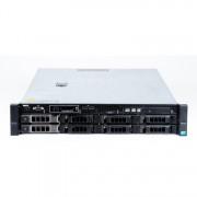 Server DELL PowerEdge R510, Rackabil 2U, 2x Intel Hexa Core Xeon X5650 2.66GHz - 3.06GHz, 64GB DDR3 ECC Reg, 4x 146GB HDD SAS/15K + 4x 2TB HDD SATA, Raid Controller SAS/SATA DELL Perc H700/512MB, iDRAC 6 Enterprise, 2x Sursa HS
