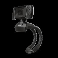 Webcam Trust Trino HD, 720p, USB, Buton Screenshot
