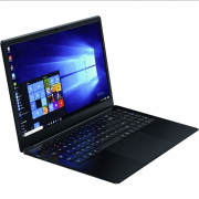 Laptop Nou Slim School WEIGO WHA-156H, Intel Quad Core Celeron N4100, 1.10 - 2.40GHz, 8GB DDR4, 192GB SSD, Display IPS Full HD, Webcam, 15.6 Inch + Windows 10 Pro